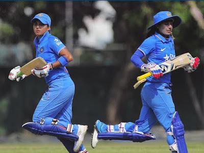 IN-W tour of WI 2019 WI-W vs IN-W 1st ODI Match