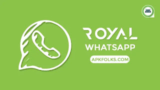 Royal WhatsApp Transparent APK Download Latest v5.50 (Official)