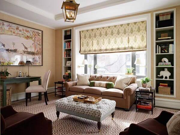 desain ruang tamu mungil minimalis