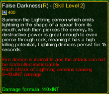 naruto castle defense 6.7 naruto False Darkness detail