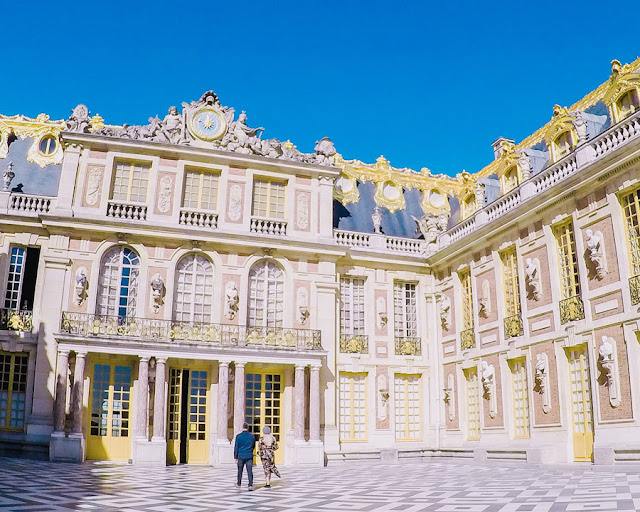 Palácio de Versalhes - Château de Versailles