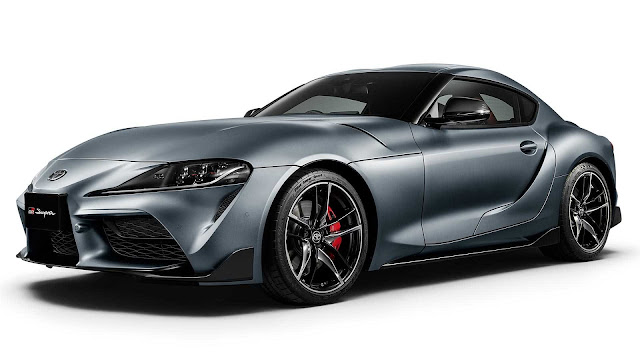 Japan, New Cars, Toyota, Toyota Supra