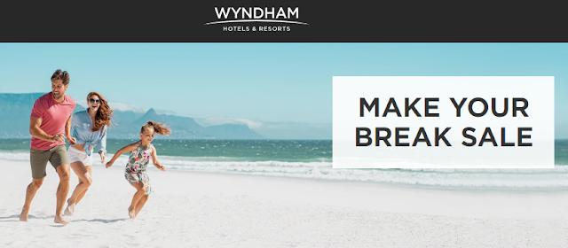 台灣也有溫大媽~【住二送一】Wyndham溫德姆酒店入住兩晚享八五折優惠並賺取價值一晚免房積分(04/26前預訂)