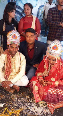Top 5 Jogesh Jojo Marriage Photos Download Now