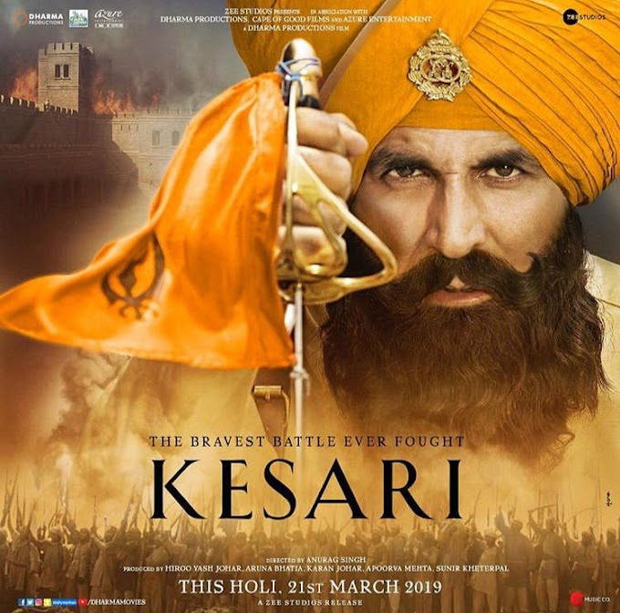 Kesari Full movie download by movies counter | 1.4GB, 786MB, 400 MB by movies counter