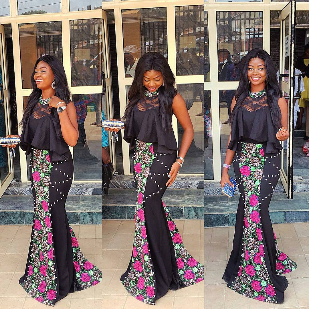 Top 20 Latest And Trendy Women Ankara Styles You Should Try Out Download Latest Ankara Styles