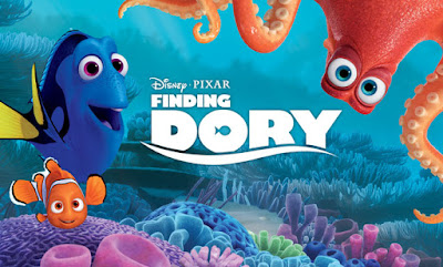 July 23rd: Finding Dory Movie Night