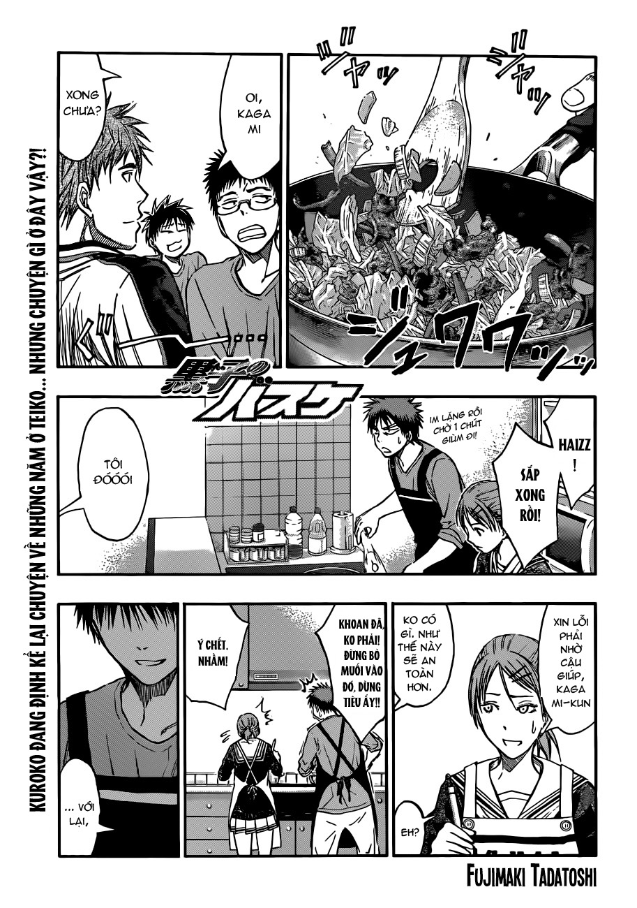 Kuroko No Basket chap 204 trang 2