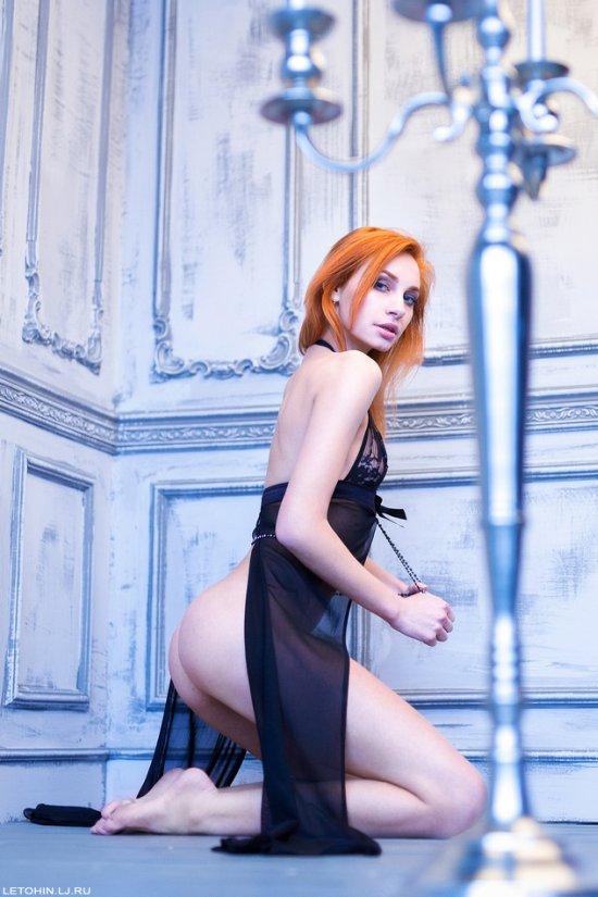 Ivan Letohin 500px fotografia fashion mulheres modelos sensuais beleza provocante ruiva Olya loira Kris nudez erótica