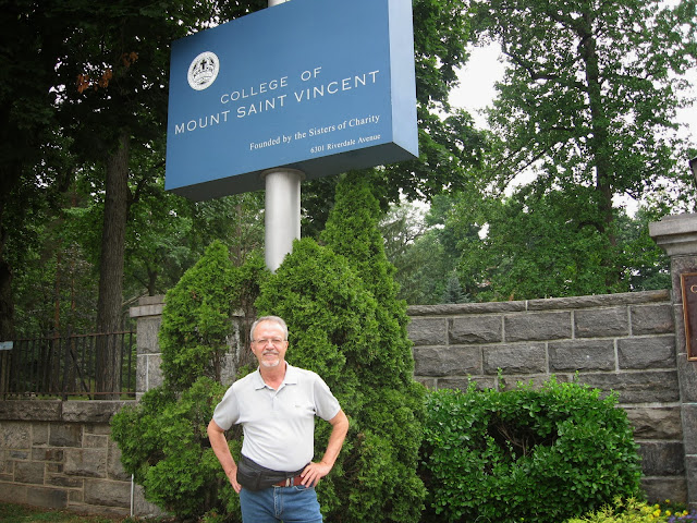 New York, College of Mounth Saint Vincent