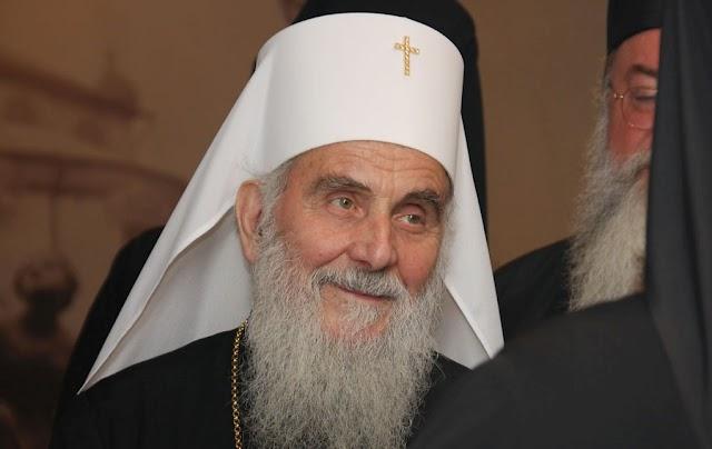 Patriarch Irinej of the Serbian Orthodox Church has died due to Covid19