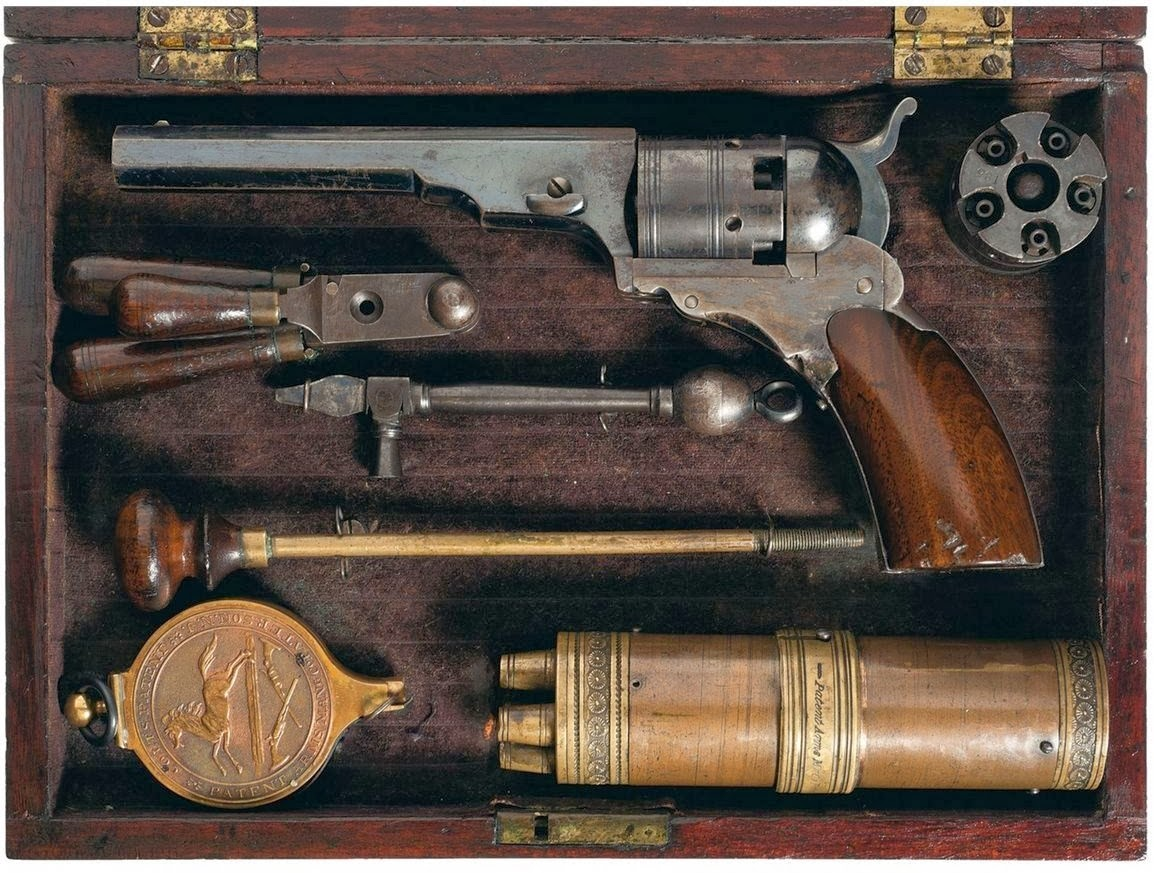 Sala De Armas Samuel Colt