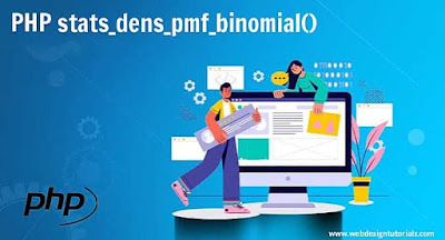 PHP stats_dens_pmf_binomial() Function
