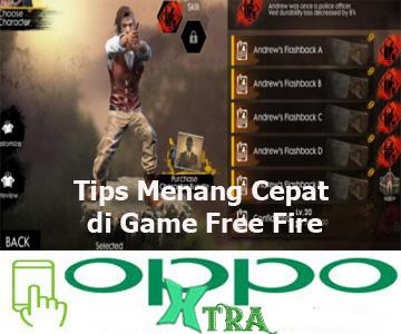 Tips Menang Cepat di Game Free Fire
