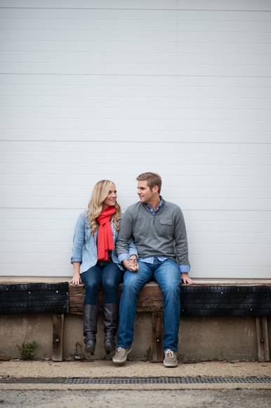 Casey and Michael Engagement