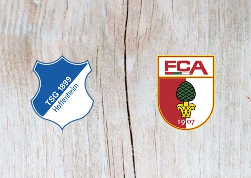 Hoffenheim vs Augsburg - Highlights 10 November 2018