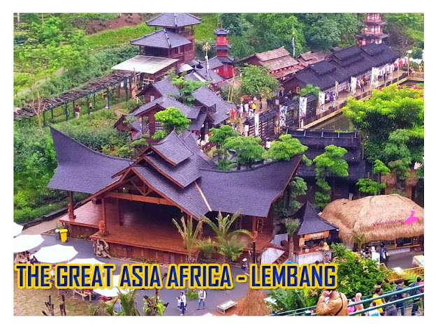 Villa Dekat The Great Asia Afrika Lembang