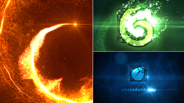 Particle Vortex Logo Reveal (VideoHive – 10117585)