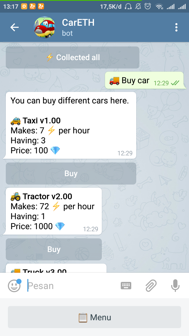 Bitcoin miningtelegram bot