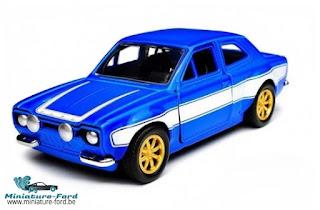 Jada, Brian's Ford escort