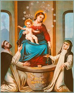 Oração de Nossa Senhora do Rosário