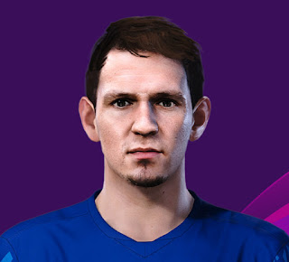 PES 2020 Faces Benito Raman by Dominic