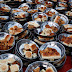 کراچی میں عوامی افطار دسترخوان