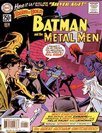 Silver Age: The Brave and the Bold