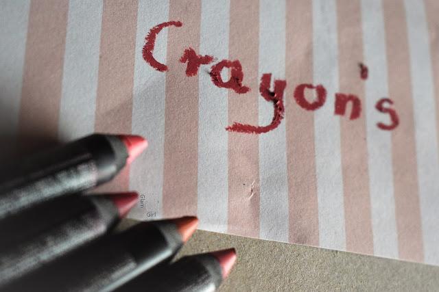 Golden Rose Matte Crayon Lipstick - Recenzja