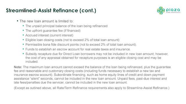 Refinance Kentucky USDA Rural Housing Mortgage