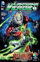 Os Novos 52! Lanterna Verde #43