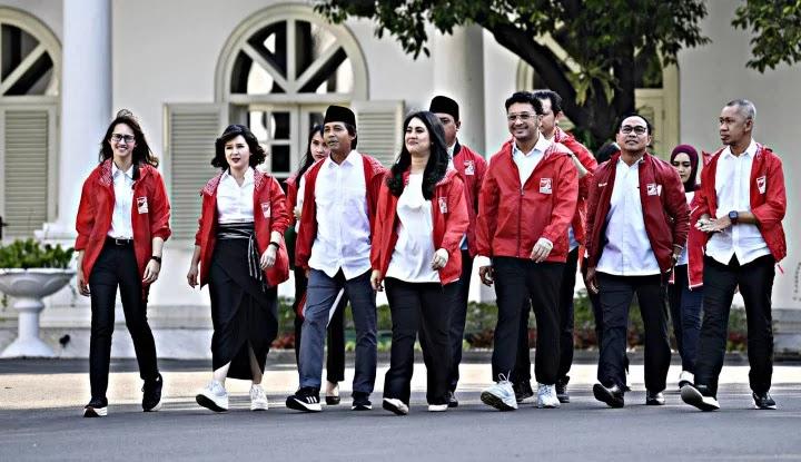 Gak Kaget PSI Nebeng Popularitas Lewat Anies, Geisz Chalifah: Kita Semua Sudah Hapal Itu!