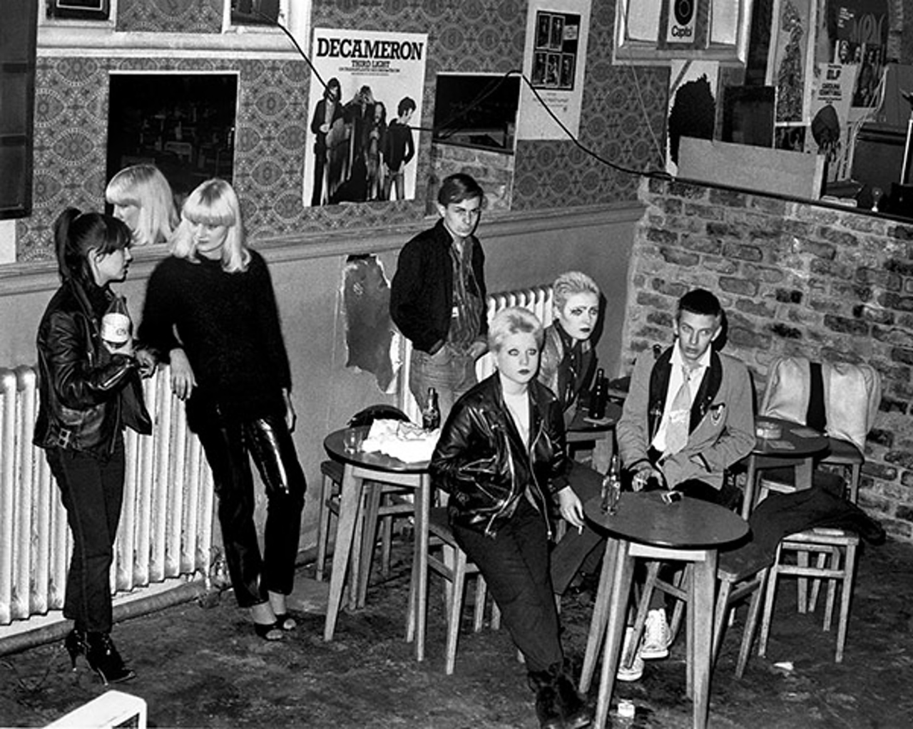30 candid snapshots capture the early punk movement from for The bromley