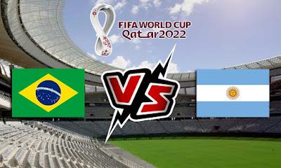 البرازيل و الأرجنتين بث مباشر