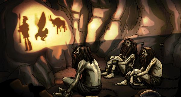 Platón y La alegoría de la caverna (Audiolibro y Significado)