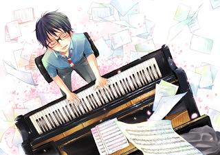 Arima Kousei ijou ni, piano ga jouzu na hito wa amari imasen