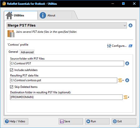Reliefjet Untuk Microsoft Outlook