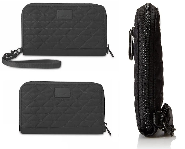 Pacsafe RFIDsafe Travel Organizer review