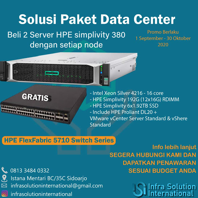 Jasa Instalasi Server Bojonegoro Enterprise