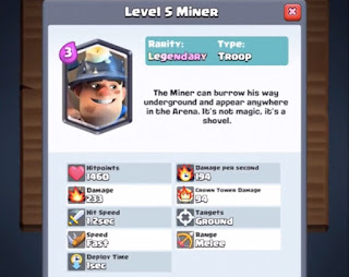new troops in clash royale