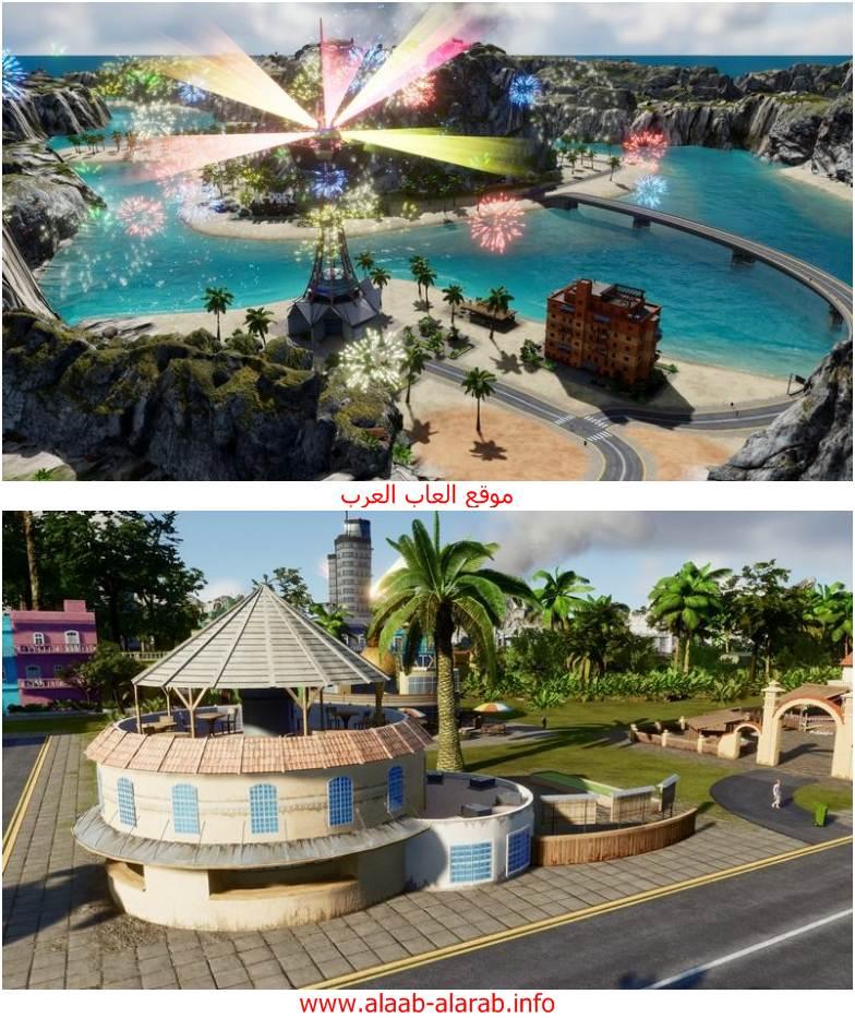 تحميل لعبة Tropico 6 Festival للكمبيوتر مجانا