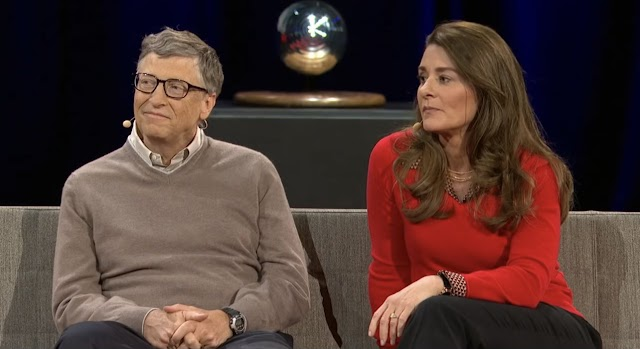 Bill and Melinda Gates call it quits