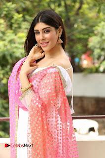 Actress Aditi Singh Pictures in Salwar Kameez at Guppedantha Prema Movie Press Meet  0110.JPG