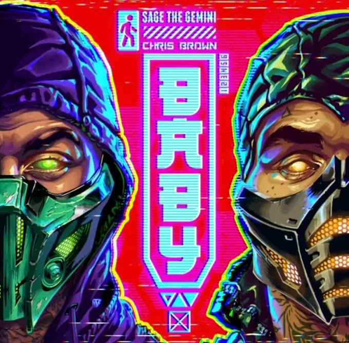 "Sage The Gemini Drops New single ""Baby"" With Chris Brown 