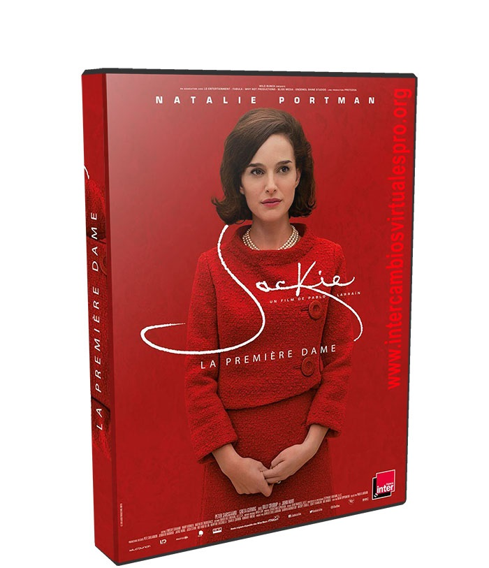 Jackie poster box cover