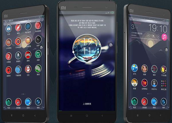 5 Kumpulan Tema Xiaomi Terkeren yang Pernah Ada