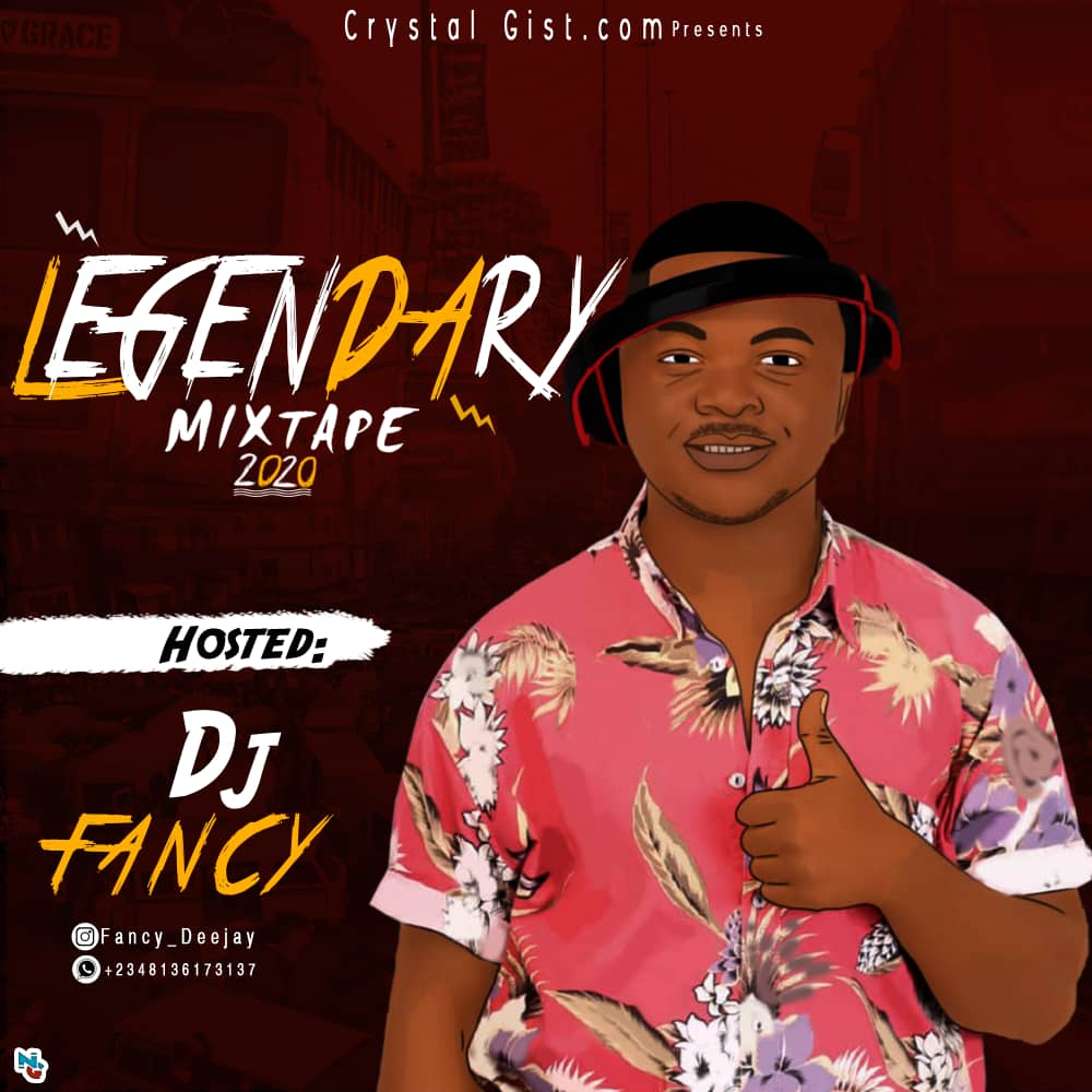 DJ Fancy - Legendary Mixtape mp3