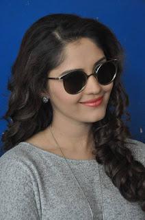 Actress Surabhi Stills At Attack Movie Audio Launch  0001.jpg