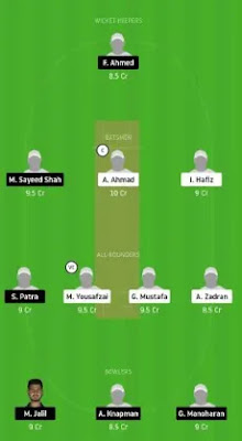 FDF vs PSV Dream11 team prediction