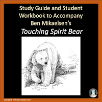 Cover of Study Guide to Accompany Ben Mikaelsen's Touching Spirit Bear
